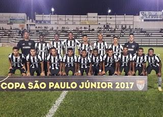 Botafogo sub-20 (Foto: Divulgação / Botafogo)
