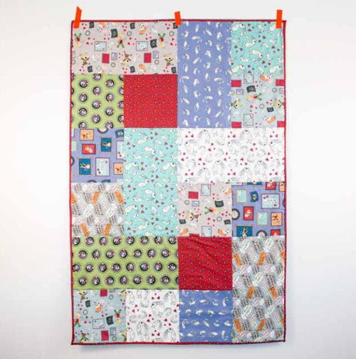 Simply Adorable Baby Quilt Pattern