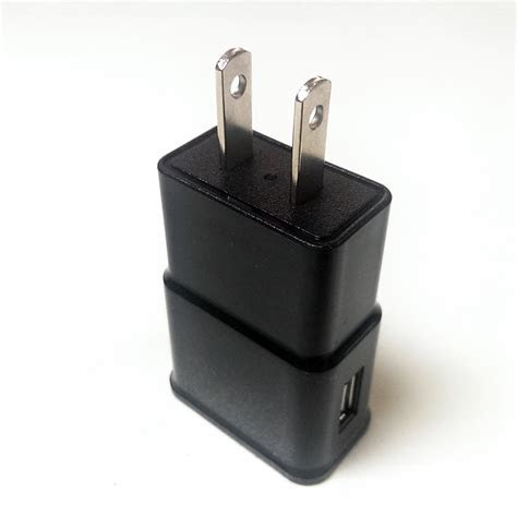 usb cable adapter   port    eu  plug ac wall