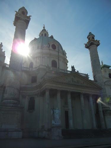 DSCN0664 _ Karlskirche, Wien, 5 October
