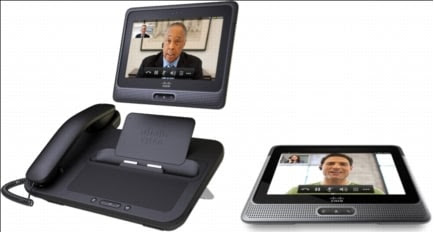 Cisco Cius Business Tablet Telephone