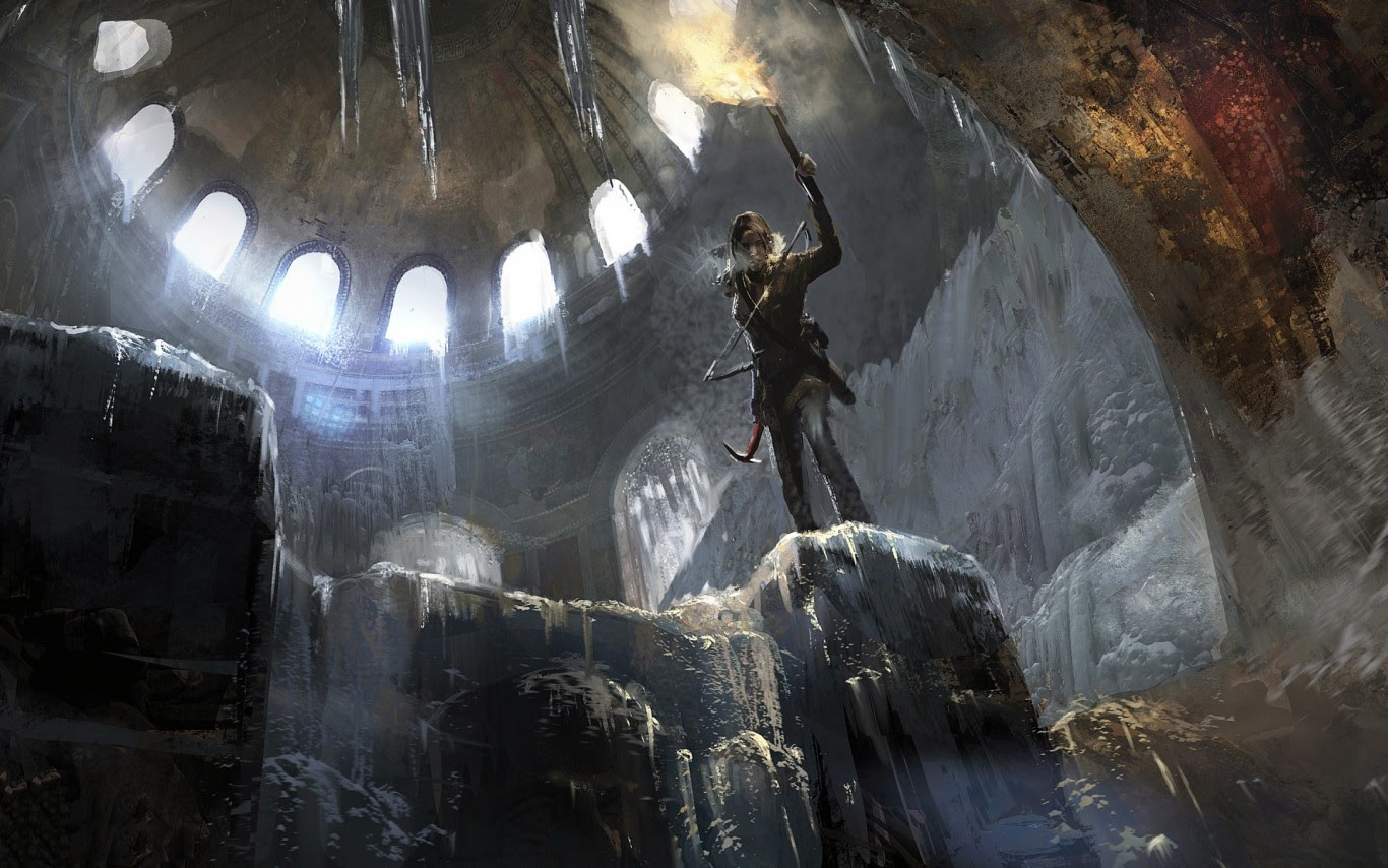 Rise Of The Tomb Raider Wallpaper 9