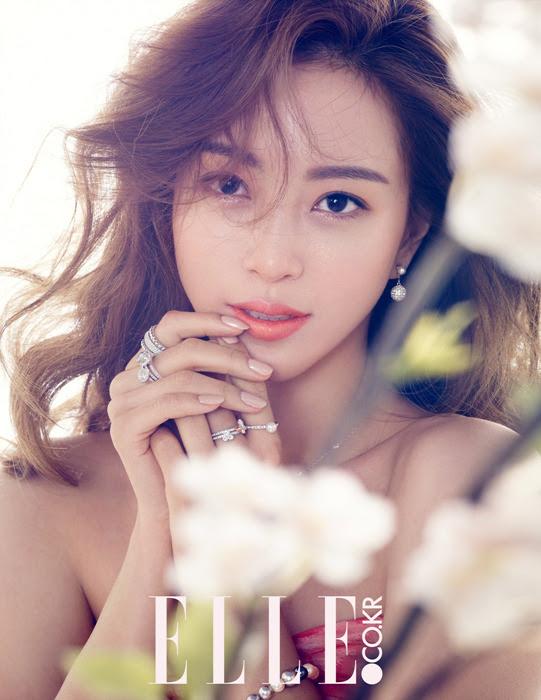 Han Ye Seul - Elle Magazine March Issue '15