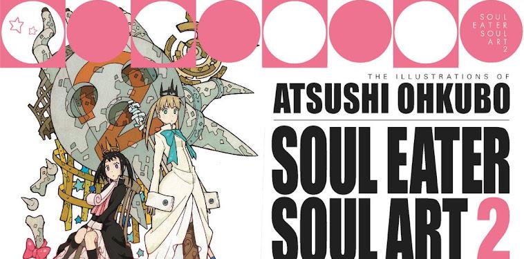 Soul Eater Art Atsushi Ohkubo