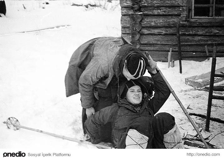 14-) Dyatlov'un Kamerasından, 1959