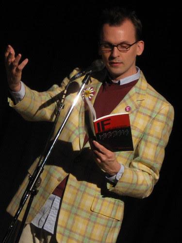 Robbie Q. Telfer @ Encyclopedia Show Feb. 4 2009