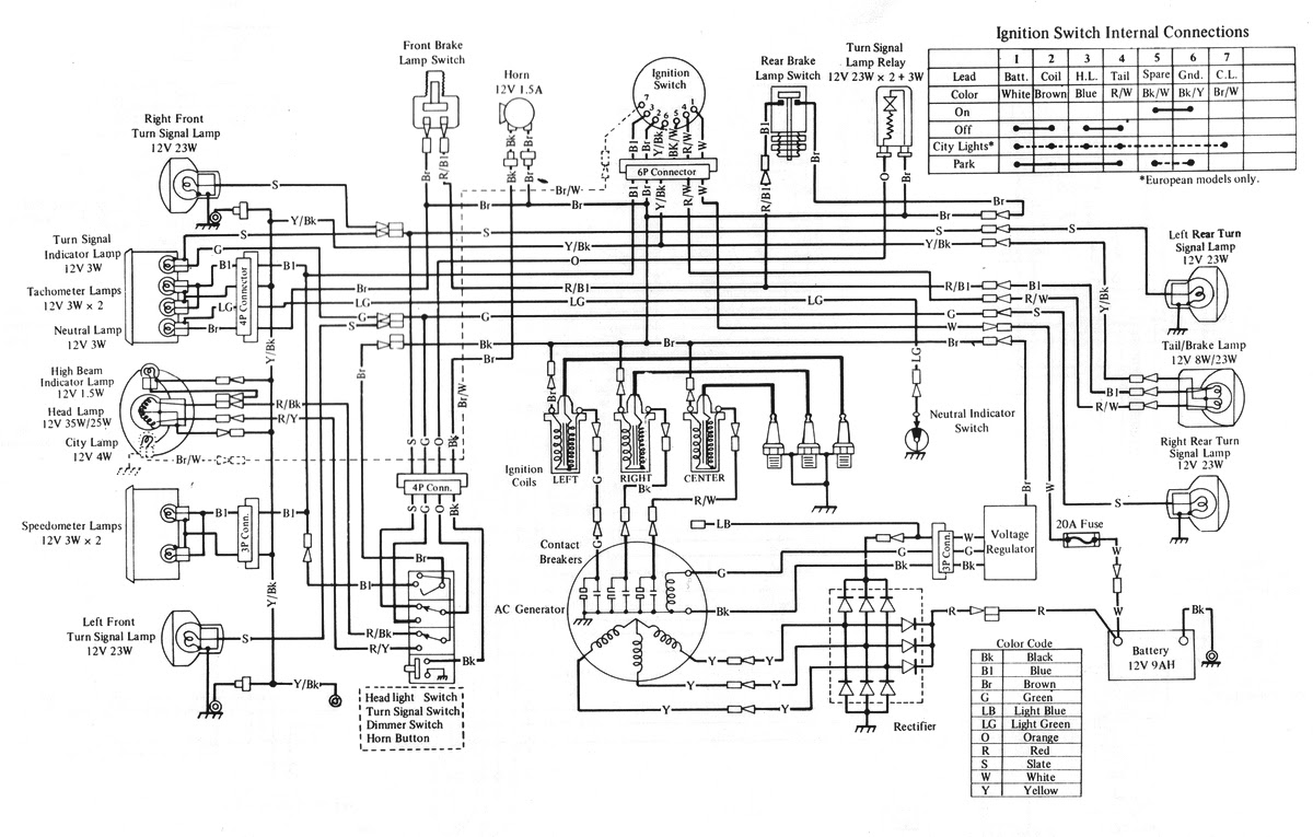 Infinite Switch Wiring Diagram
