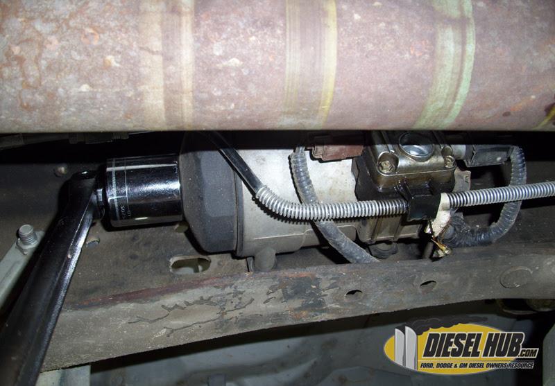 Ford F 250 6 0 Powerstroke Fuel Filters Wiring Diagram View A View A Zaafran It