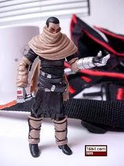 Star Wars Legacy The Force Unleashed Figure Pack Galen Marek Raxus Prime