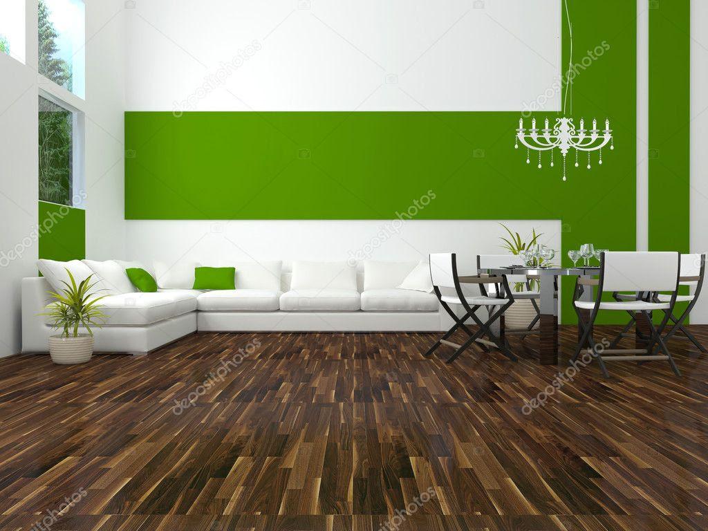 Interior design of m