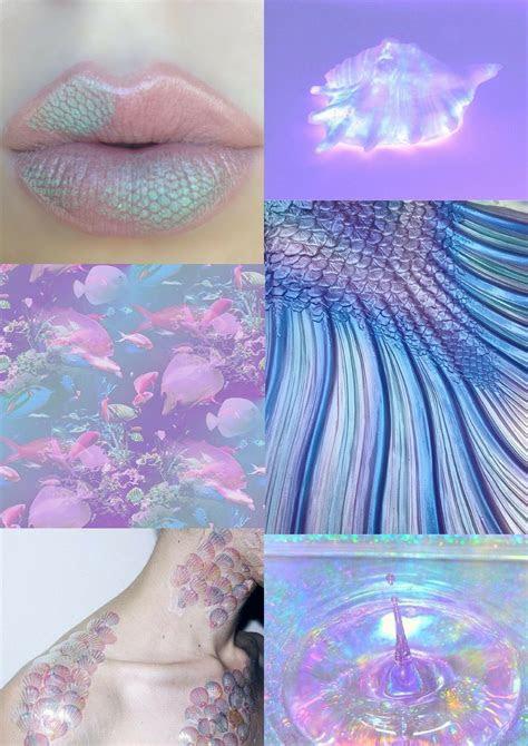 pastel mermaid aesthetic aesthetics   fondo de