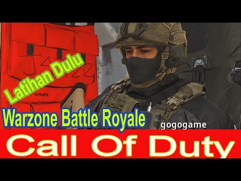 Test Call Of Duty Warzone, game dengan grafik bagus