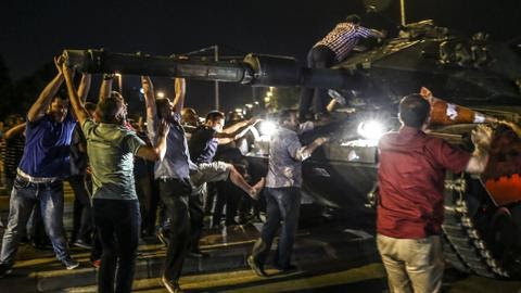 How Turkey confronted July 15 plot with prompt legal action
