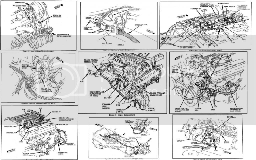 97 Camaro R Engine Diagram