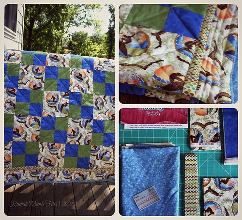 Quilts For Kids by Fitri D. // Rumah Manis