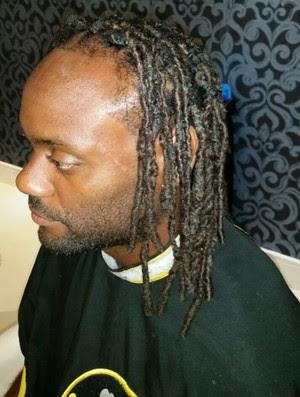 Vagner Love, cabeleireiro, cabelo (Foto: Divulgação)
