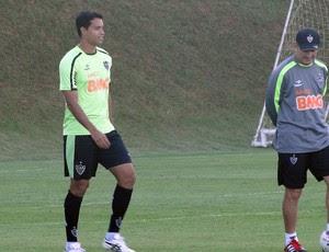 Dudu Cearense, Atlético Mineiro (Foto: Fernando Martins / Globoesporte.com)