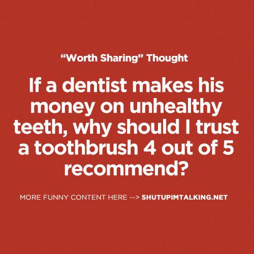 Dental Funny Facebook Quotes. QuotesGram