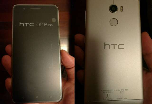 HTC One X10 Live Images Surfaced: May Launch at MWC2017