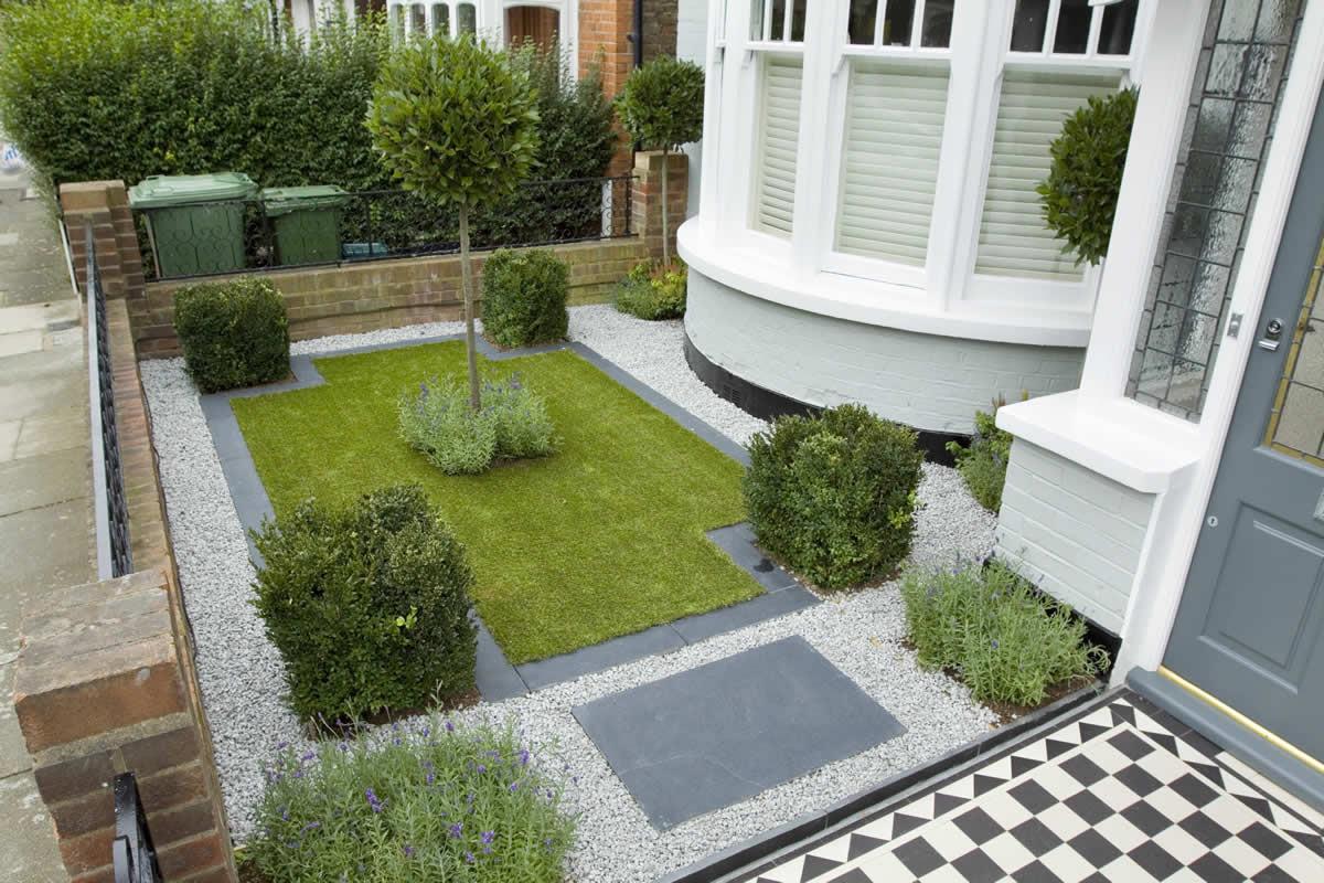 Small Front Garden Design Ideas #917 | House Decoration Ideas
