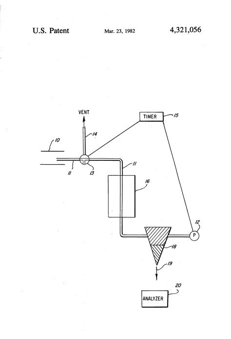 Patent US4321056 - Measurement of engine oil consumption