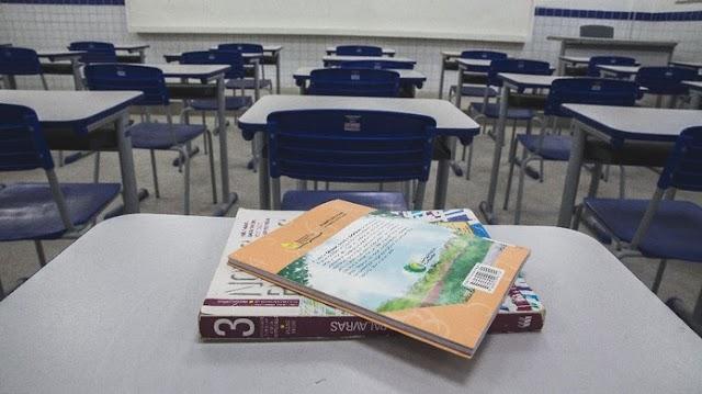 Escolas poderão receber 100% dos alunos em aulas presenciais no Ceará