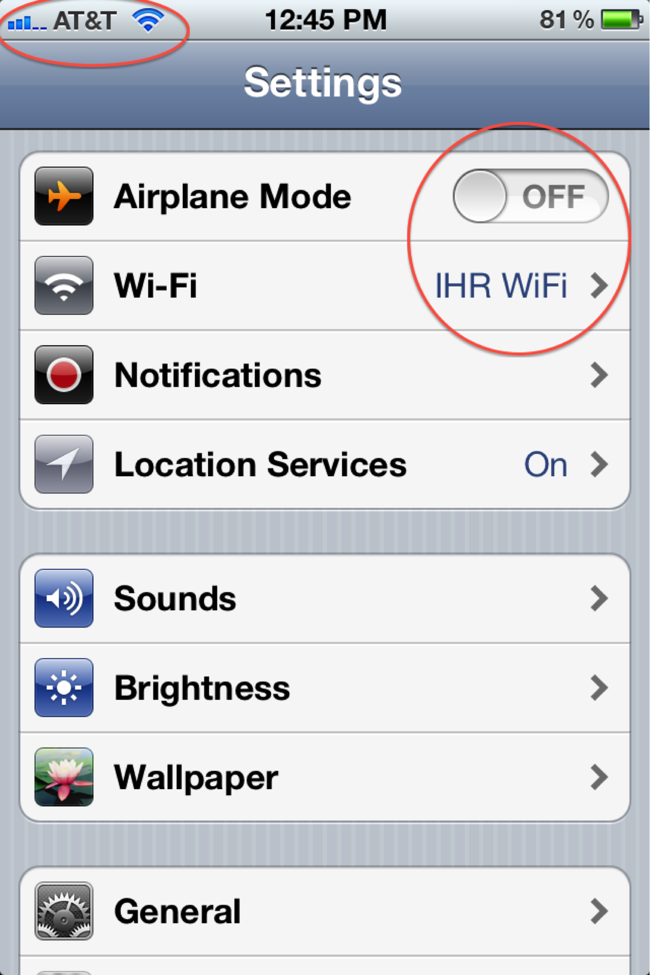 Using Wifi While Airplane Mode Is Enabled On Ipad Or Iphone Administrivia