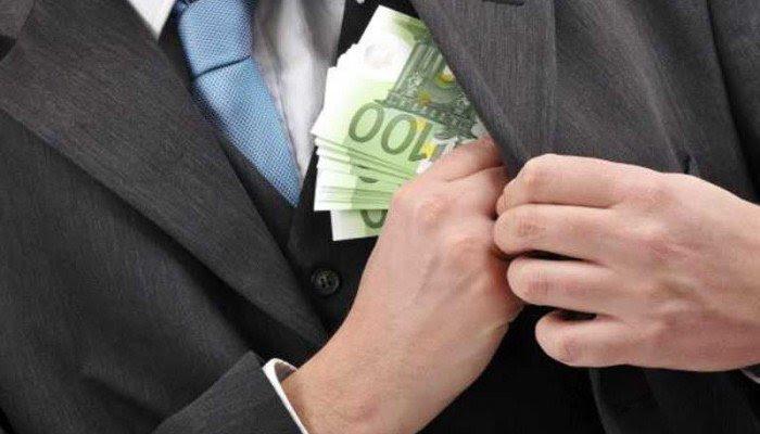 Αποτέλεσμα εικόνας για Ρόδος: σύλληψη εφοριακών με προσημειωμένα χαρτονομίσματα