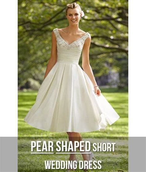wedding dresses pear shaped body type   Google Search
