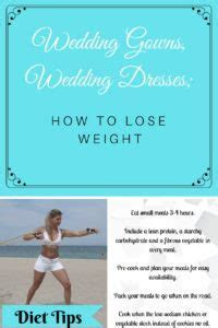 Wedding Gowns, Wedding Dresses: How To Lose Weight