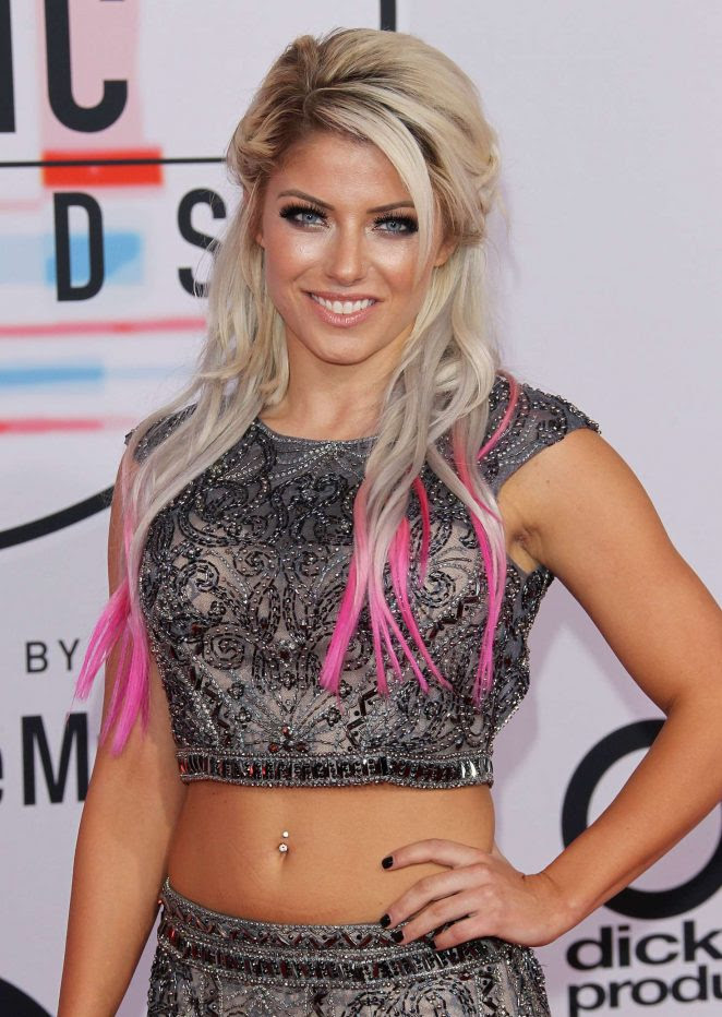 Alexa Bliss 2018 American Music Awards In Los Angeles Gotceleb