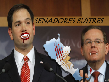 senadores buitre