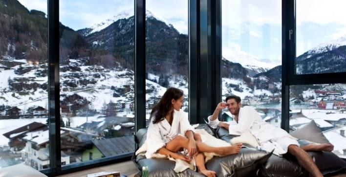 Spa ou ski pourquoi pas les 2 for Albatica piscine