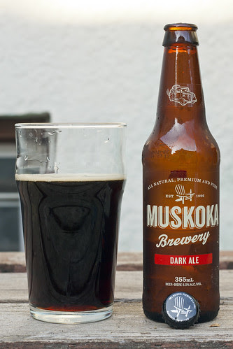 Review: Muskoka Dark Ale by Cody La Bière