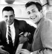 Hap Harper and Don Sherwood