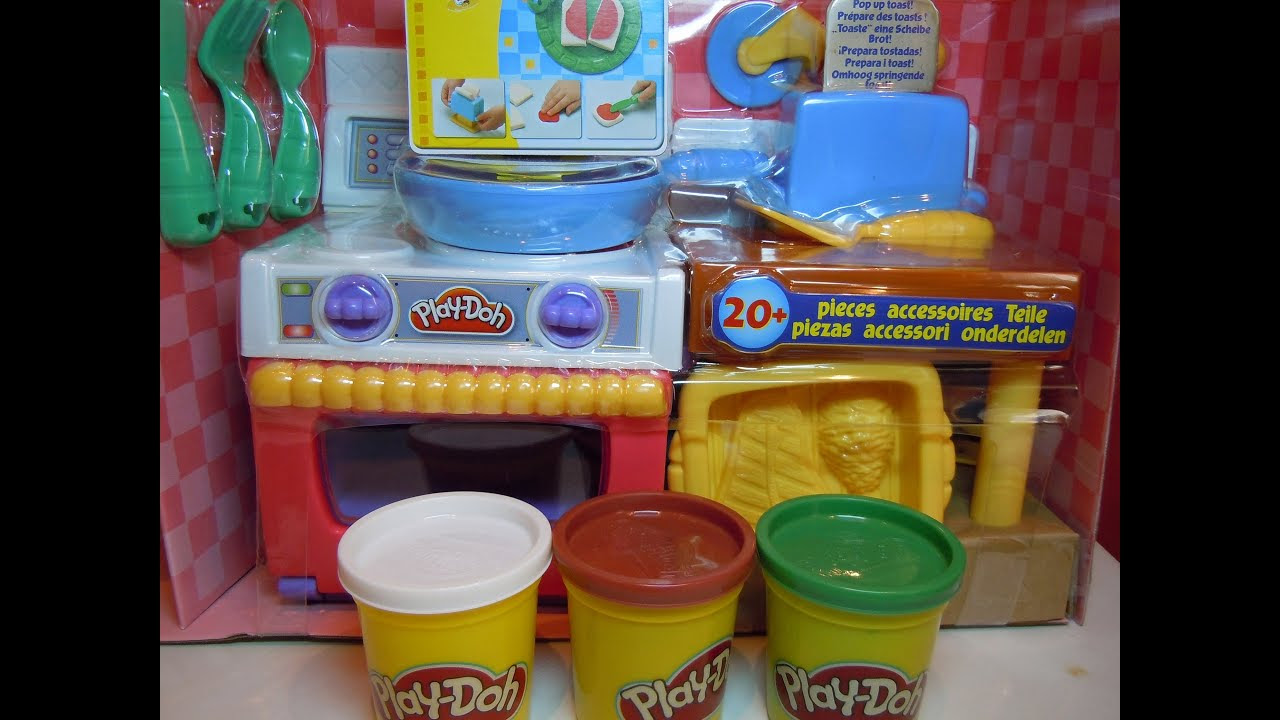 Playdoh Kitchen Set Kitchen Colors With Oak Cabinets