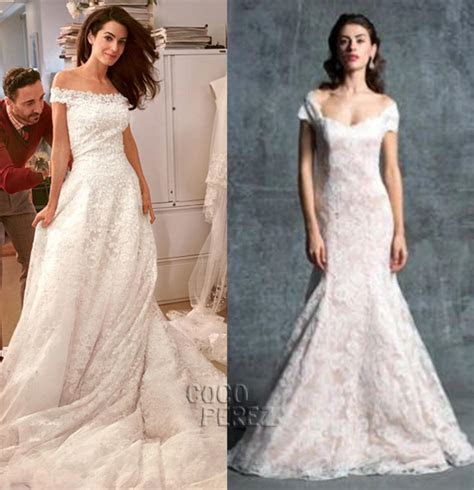 Wanna Look Like Amal Alamuddin On YOUR Wedding Day? There