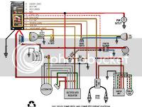 1981 Xs 650 Wiring Diagram