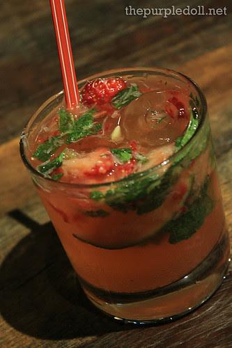 Dragonberry Mojito