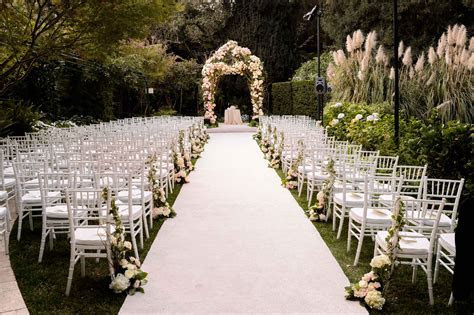 Wedding Ceremony Ideas: Flower Covered Wedding Arch