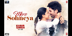 Mere Sohneya Lyrics - Sachet-Parampara - Kabir Singh