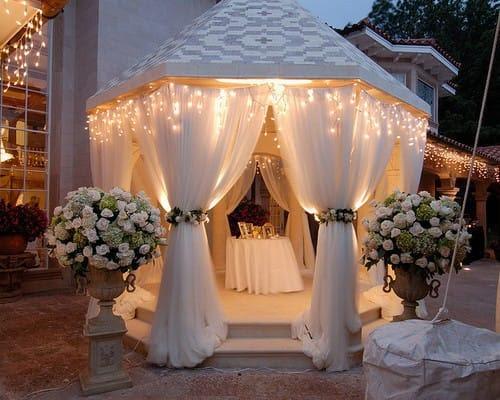 DIY Outdoor Wedding and Event Tips « Missouri City Wedding Planner