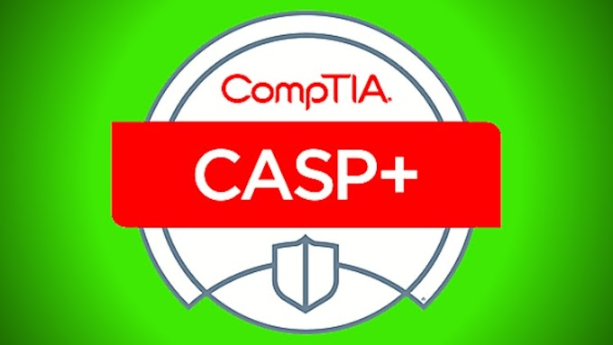 [100% Off UDEMY Coupon] - CAS-003 CompTIA Advanced Security Practitioner (CASP+) Exam