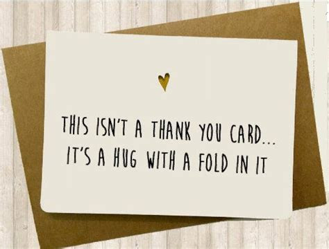 Funny Thank You Card by SpicyCards on Etsy   card ideers