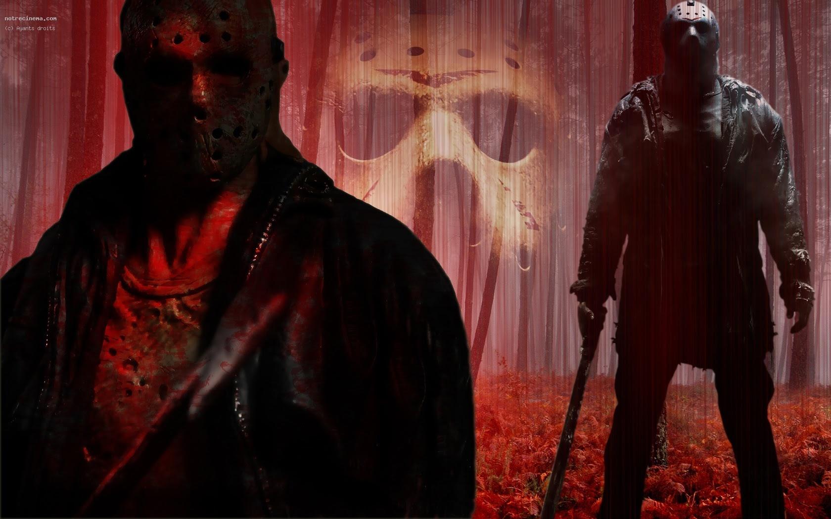 Jason Voorhees Friday The 13th 2009 Wallpaper 30662131 Fanpop