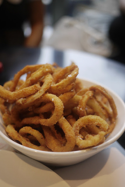 Onion Rings - Charlie & Co Burgers