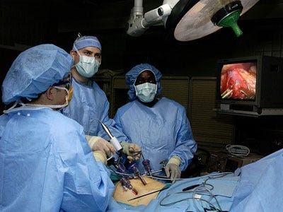 surgery doctors