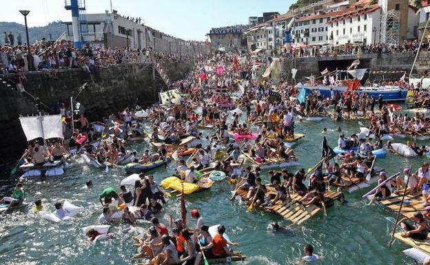 Resultado de imagen de Semana Grande de San Sebastián
