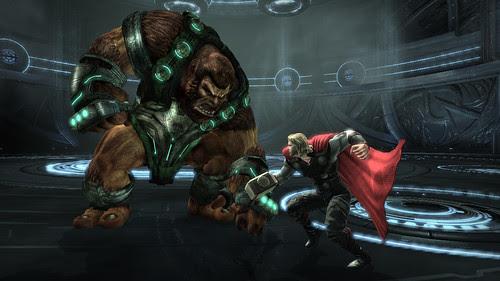 Thor VO Announcement Screens