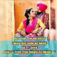 Imágenes De Love Quotes For Him In Punjabi